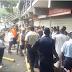 Reportan tensión en las afueras de un Abasto Bicentenario en Guarenas