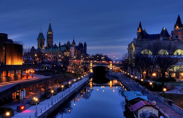 Como andar em Ottawa