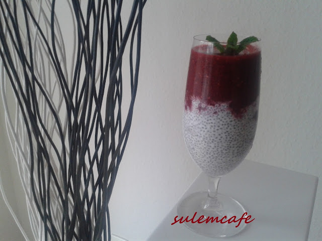 sulemcafe smoothie tarifleri,saglikli smoothie,antiging tarifler,smoothies