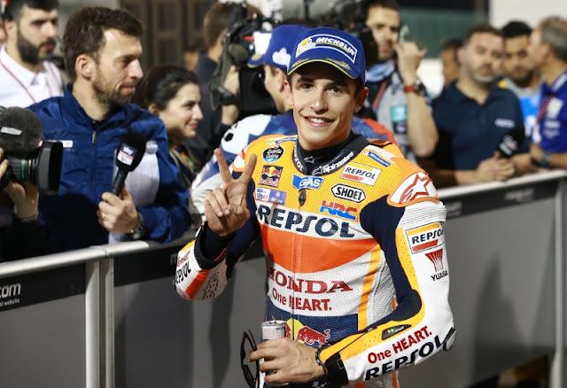 Marquez: Akhirnya Saya memiliki kepercayaan diri untuk Memacu Tunggangan Saya