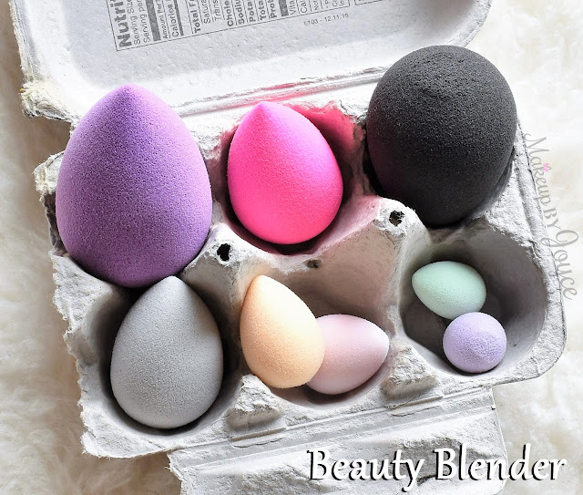 Beauty Blender Makeup Egg Shape Sponge Storage Ideas