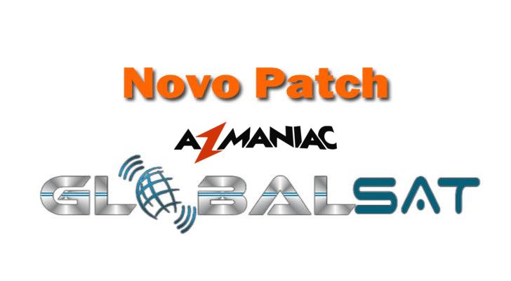 Atualização Patch Globalsat 58w ON