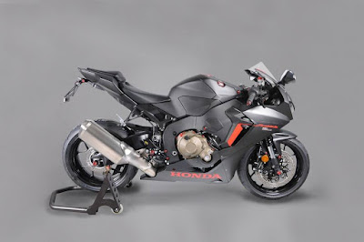 2017 Honda CBR 1000RR Made By Lightech Racing