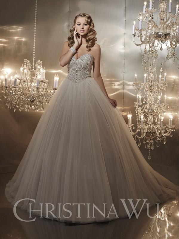 Princess bridal prom dresses