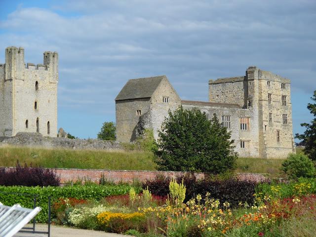 zamek normandzki