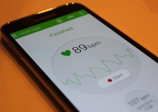 Review of Top 5 Health Apps for Android Phones, Tablets