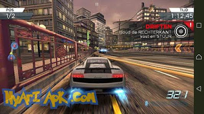 Download Need for Speed™ Most Wanted v1.3.71 Mod Apk Data Android