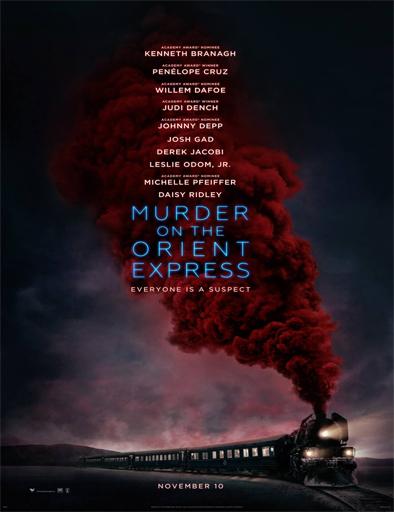 Cartel de Asesinato en el Orient Express