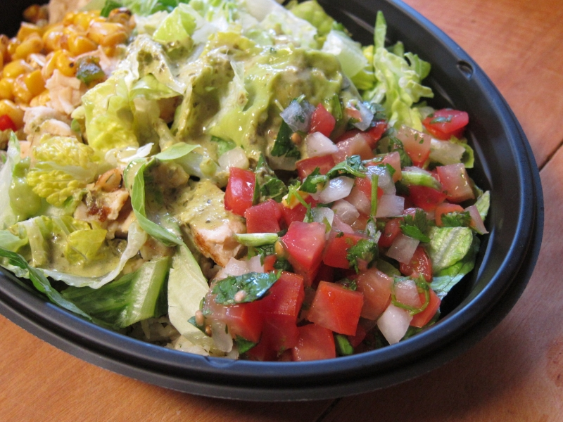 Review Taco Bell Cantina Bowl Brand Eating