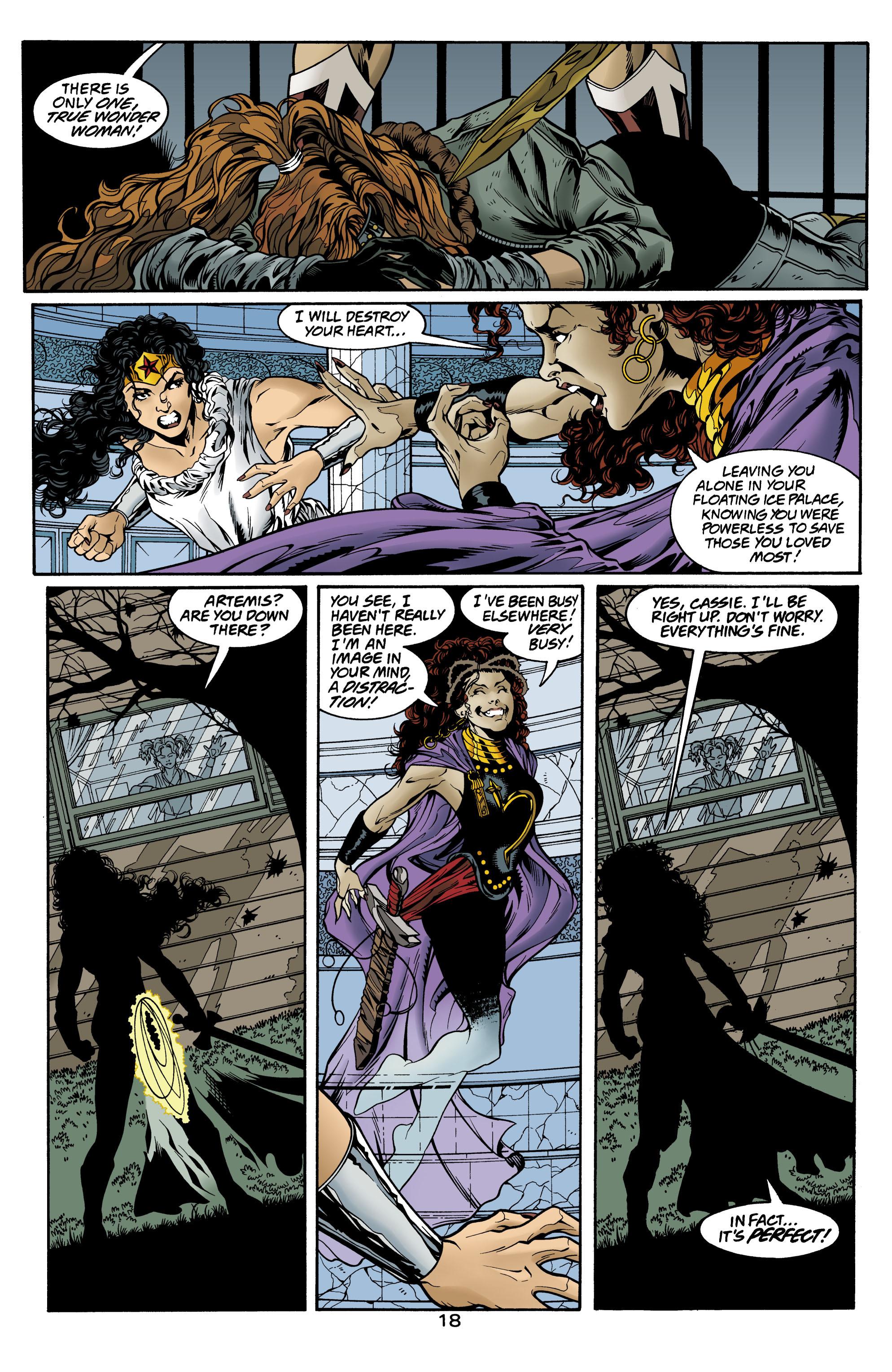 Read online Wonder Woman (1987) comic -  Issue #156 - 19