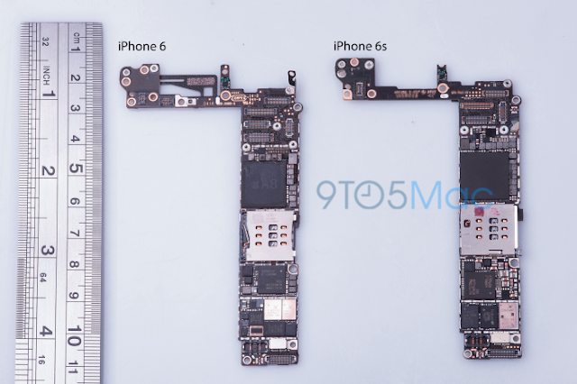 The iPhone 6S will have a new NFC chip, will be slightly thicker and will start again from 16GB | Rumors