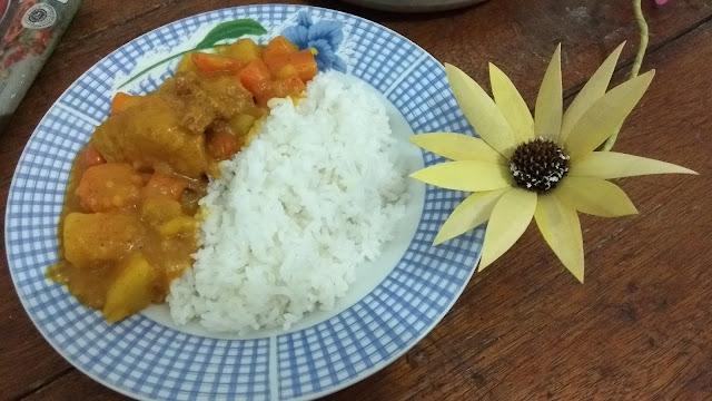 Nasi dan chicken Rice