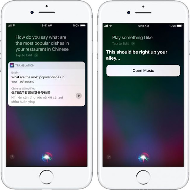 siri | Apple's iOS 11 release date, news and features