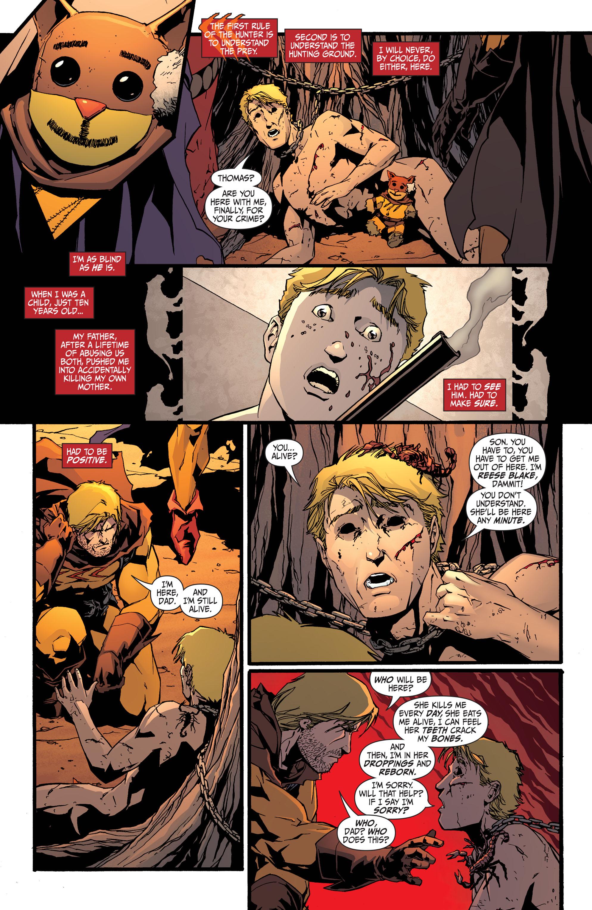 Read online Secret Six (2008) comic -  Issue #33 - 5