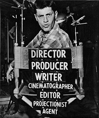 Jerry Lewis, una vida dedicada al cine