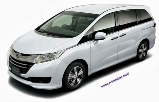 054857834b Honda Odyssey Next Redesign - Reviews of Car
