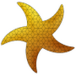 Rhino News, etc.: Starfish: new Grasshopper add-on for parametric generation of various patterns