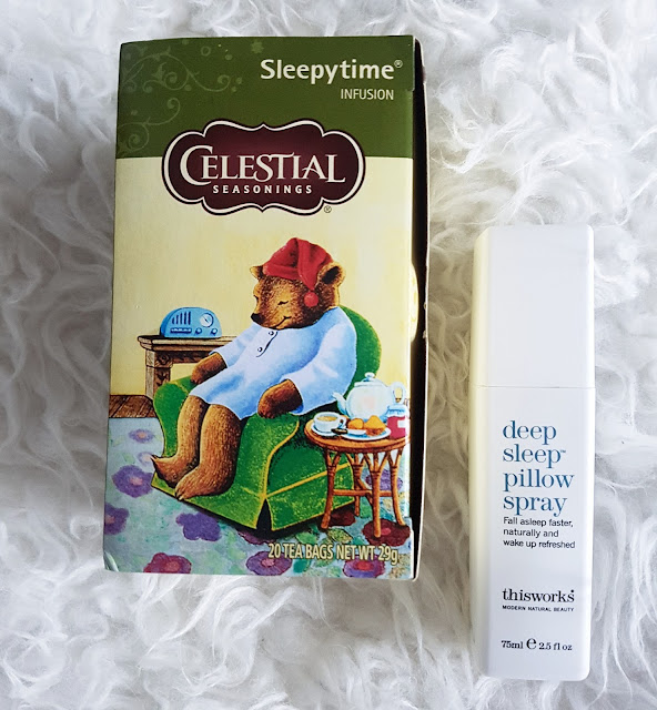 Sleepytime Tea Deep Sleep Pillow Spray