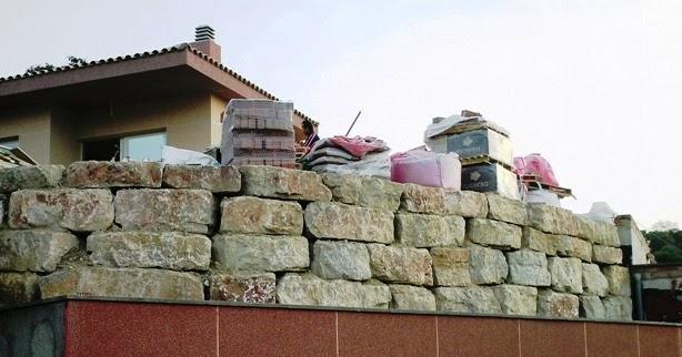 Muro de rocalla roexca - Muros de rocalla ...