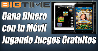 Gokustian Big Time Nueva App Para Ganar Dinero Con Juegos Gratuitos