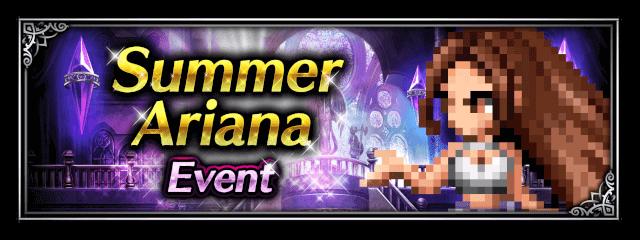 Ariana Grande vuelve a Final Fantasy Brave Exvius con un nuevo personaje en el próximo evento