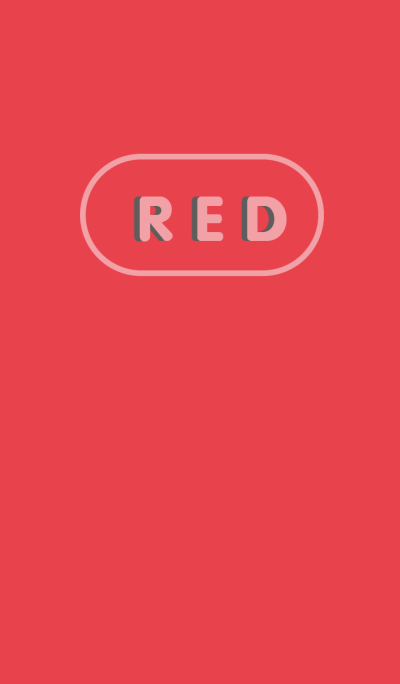 Simple Red Button theme v.2