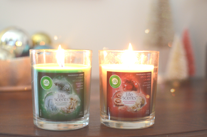 A Warm Welcome for the Holidays with Air Wick.