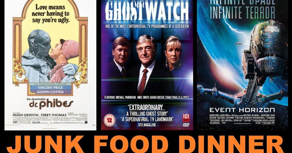 Jfd435 The Abominable Dr Phibes Ghostwatch Event Horizon