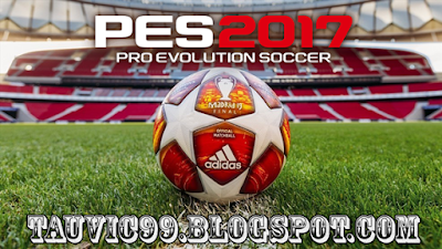 PES 2017 Unofficial Update PTE 2017 by tauvic99 Season 2018/2019