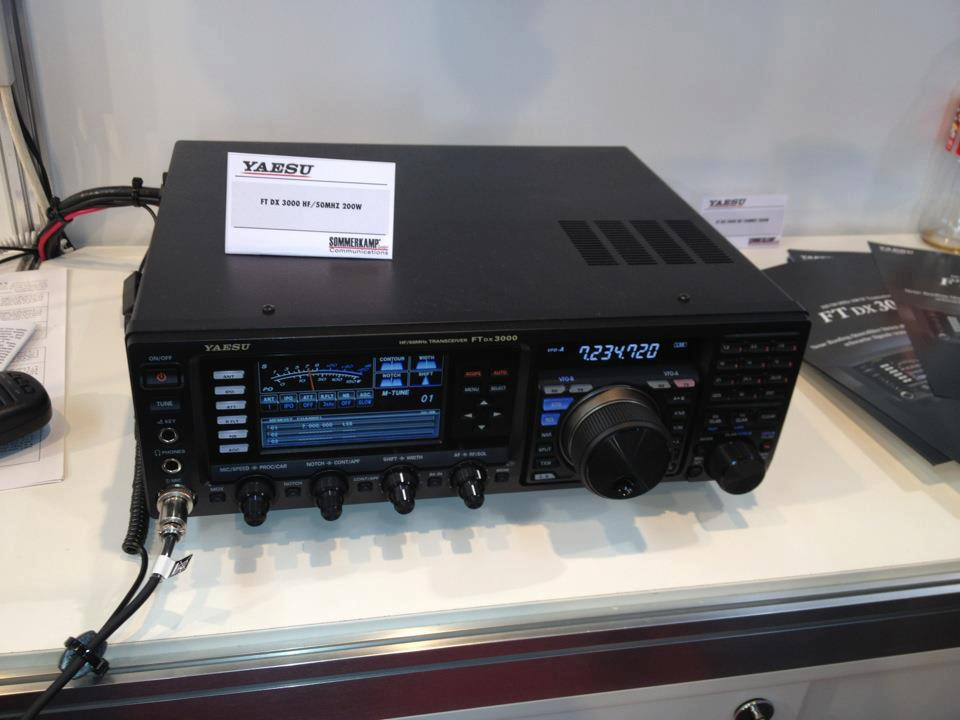 Lamco ham radio news blog yaesu ft dx3000 for Ft 3000