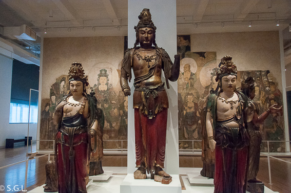 Sala China en Royal Ontario Museum ROM Toronto