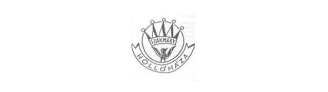 1939 - 1949 - SZAKMÁRY HOLLÓHÁZA felirattal kerámiajegy