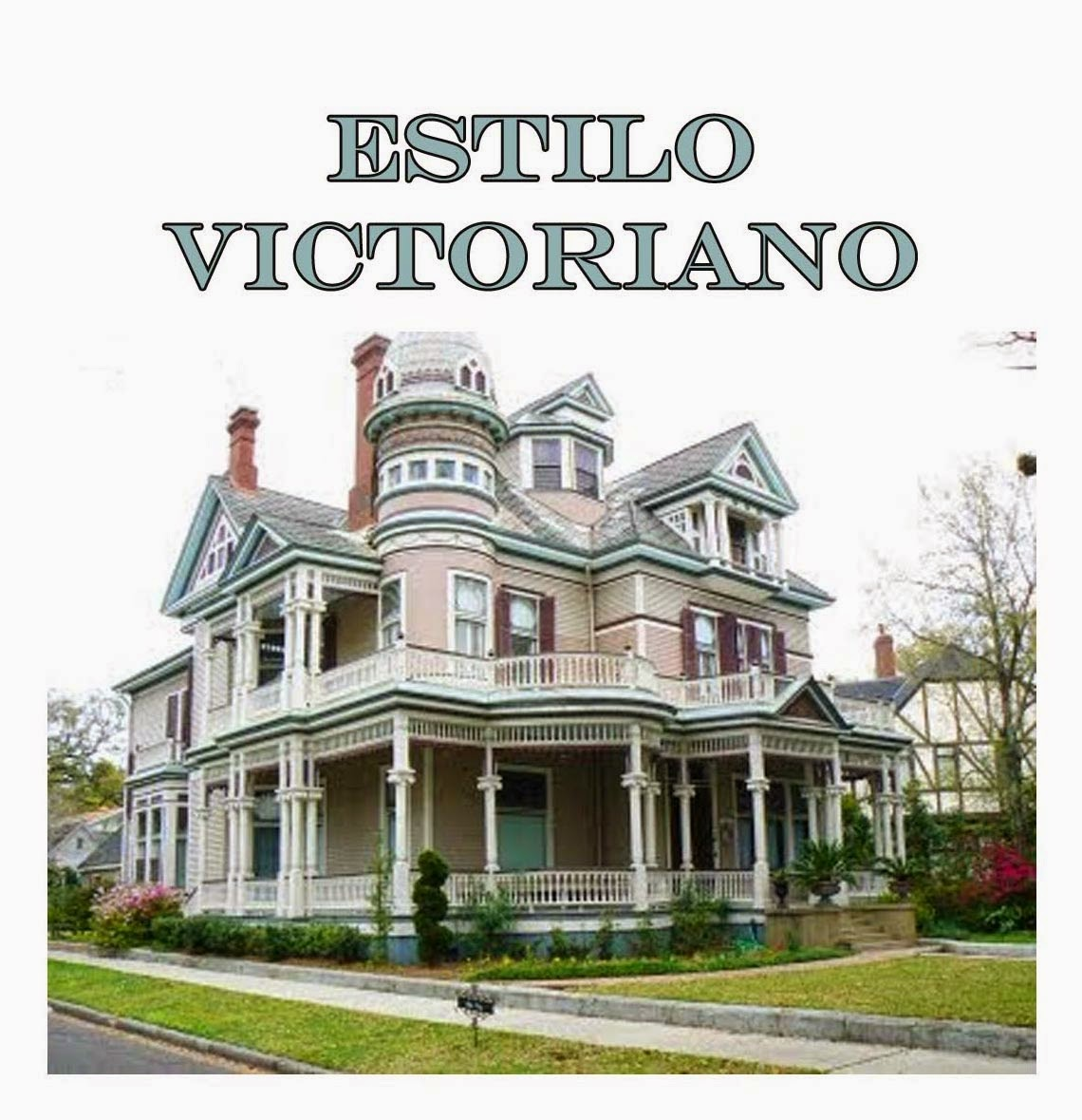 mansion victoriana