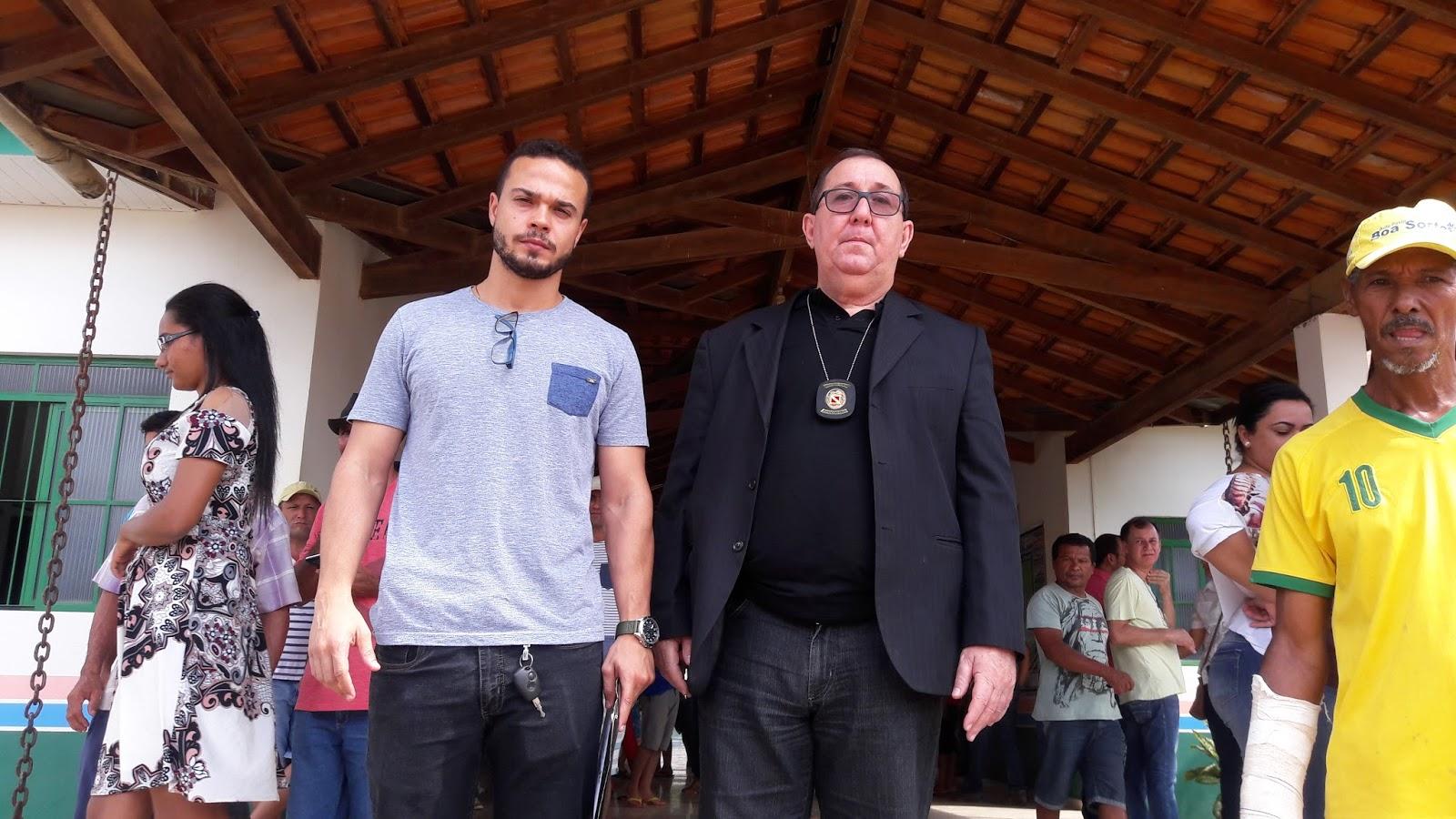 Ministério Público do Pará escala novo promotor de justiça para Juruti