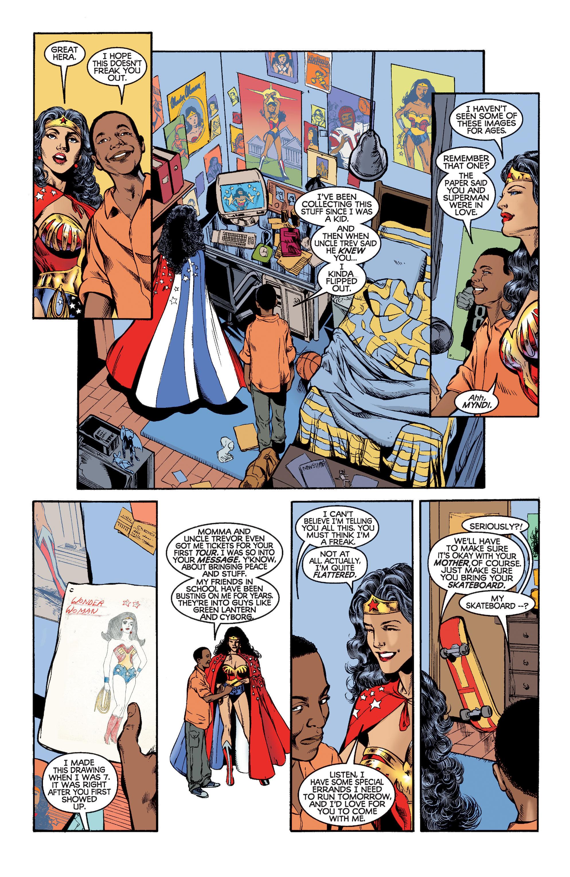 Read online Wonder Woman (1987) comic -  Issue #188 - 6
