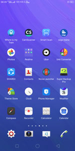 Sony Xperia Theme Download for Oppo Realme