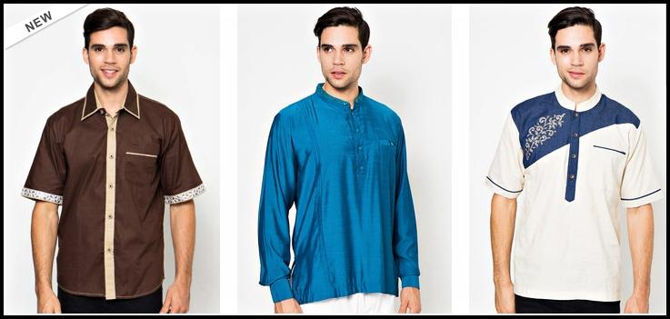 Model Baju Gamis Muslim Pria Wanita Dan Anak Anak Trend