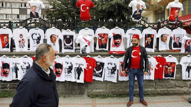 Δημοψήφισμα στην Τουρκία: Το παρελθόν, το παρόν και το μέλλον