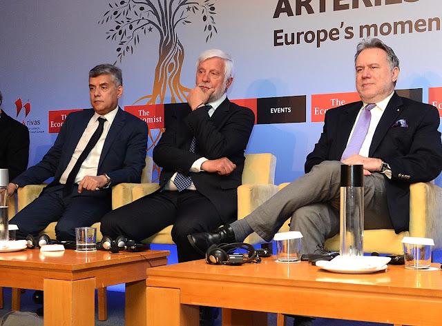 Κατρούγκαλος: Απαραίτητη η συνεργασία ανάμεσα στην κεντρική κυβέρνηση και την τοπική αυτοδιοίκηση