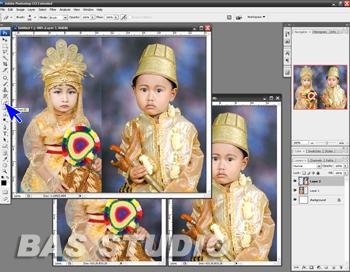 Cara Membuat Foto Berduaan Dengan Photoshop