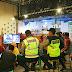 Indonesia Tuan Rumah Asian Games, Polres Bangkalan ikut Mensosialisasi Sukseskan Asian Games