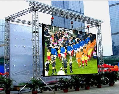 Nơi cung cấp màn hình led p3 cabinet ngoài trời tại Thái Bình