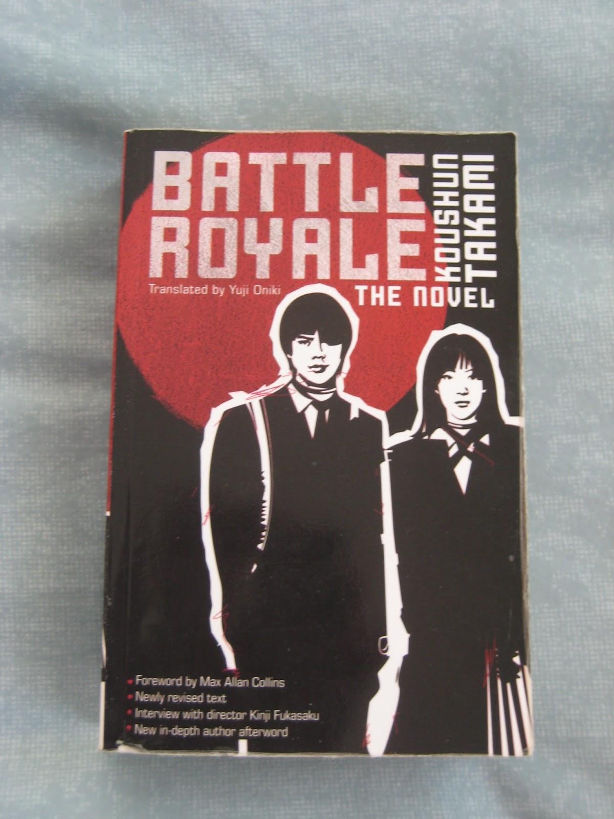 Two Hectobooks: R30  Battle Royale by Koushun Takami