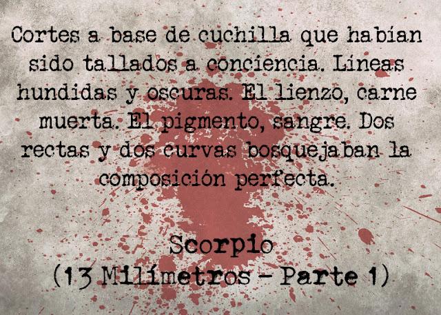 Scorpio (13 Milímetros, 1)