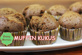 Muffin Kukus Rasa Sedap