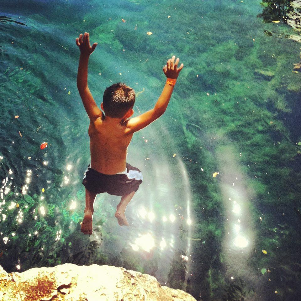 Cenote Jardin Del Eden In The Riviera Maya A Canuck In Mexico