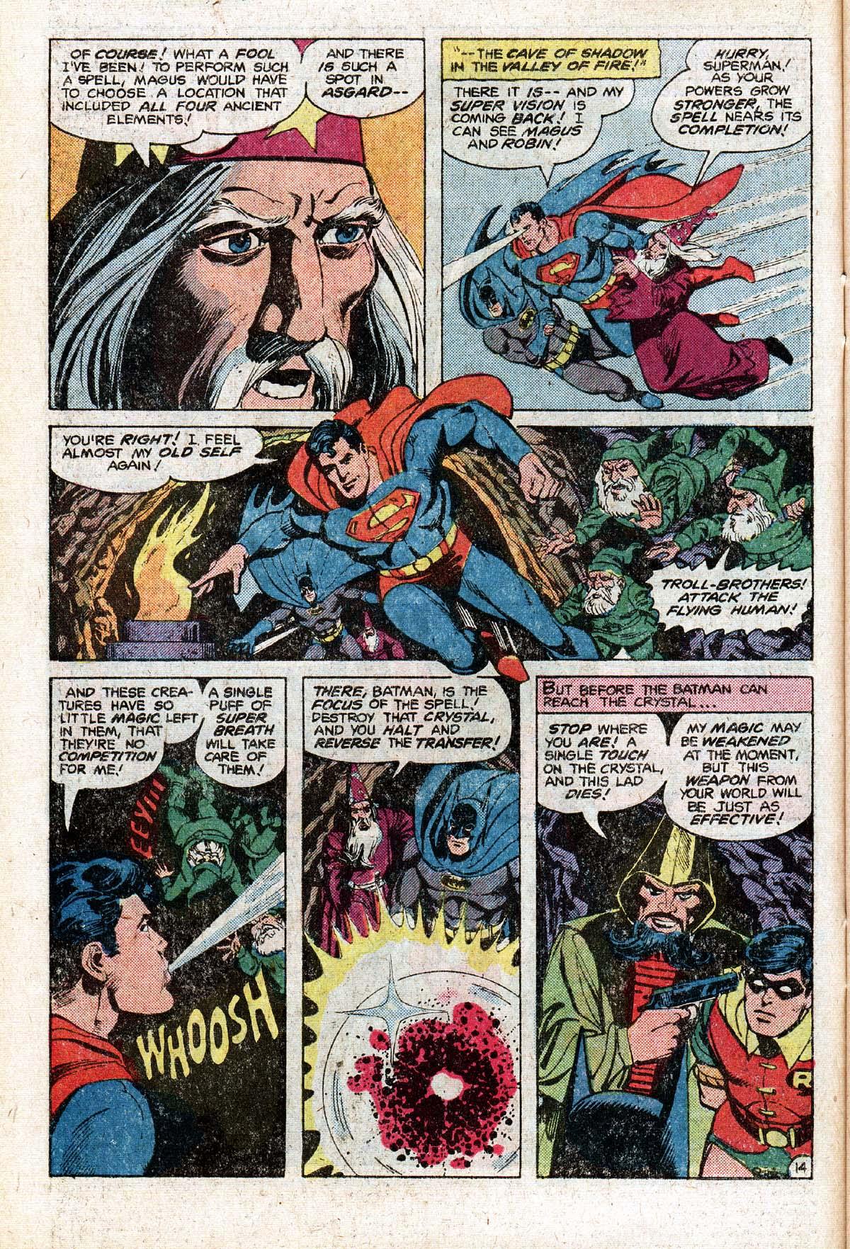 Read online World's Finest Comics comic -  Issue #265 - 18