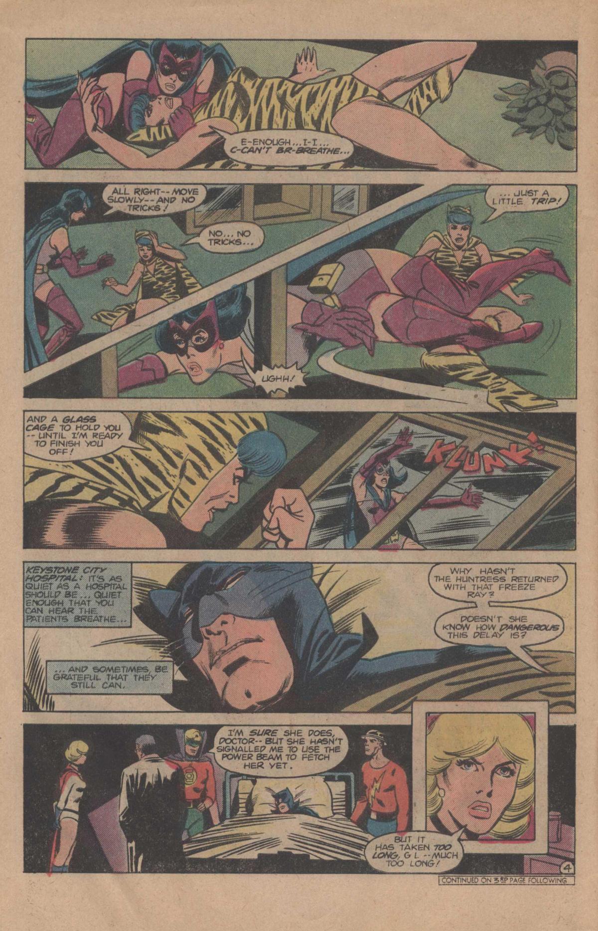Read online All-Star Comics comic -  Issue #73 - 6