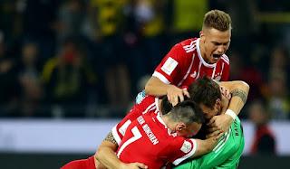 Kemenangan Penting Untuk Bayern