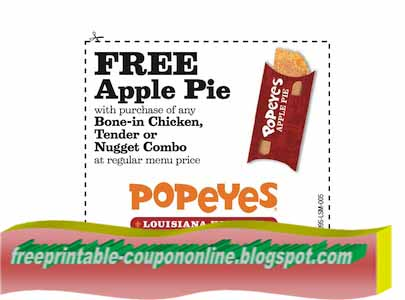 Dec 10,  · Print out coupons for Popeyes. BeFrugal updates printable coupons for Popeyes every day. Print the coupons below and take to a participating Popeyes to save.